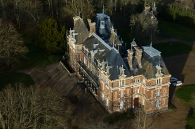 Château de La Chapelle - La Neuve Lyre 27330 - Eure (27) - Haute Normandie